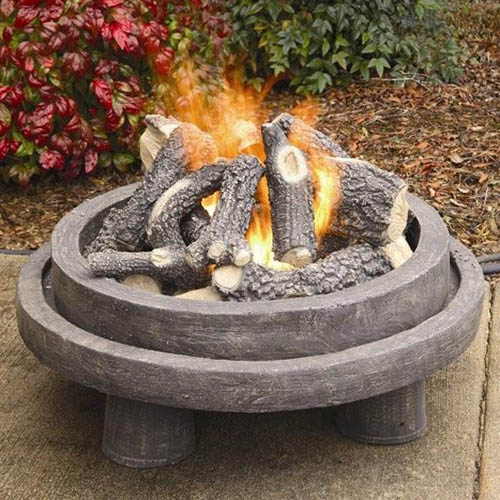 Arizona Glow Outdoor FirePit