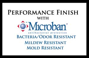 Microban Antimicrobial Finish | Mantels | Wainscot | Chair Rails