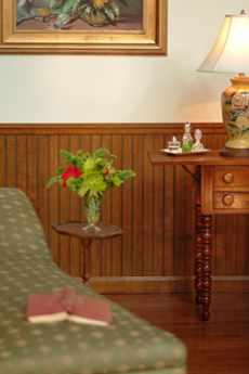 Decorative Beadboard Wainscoting